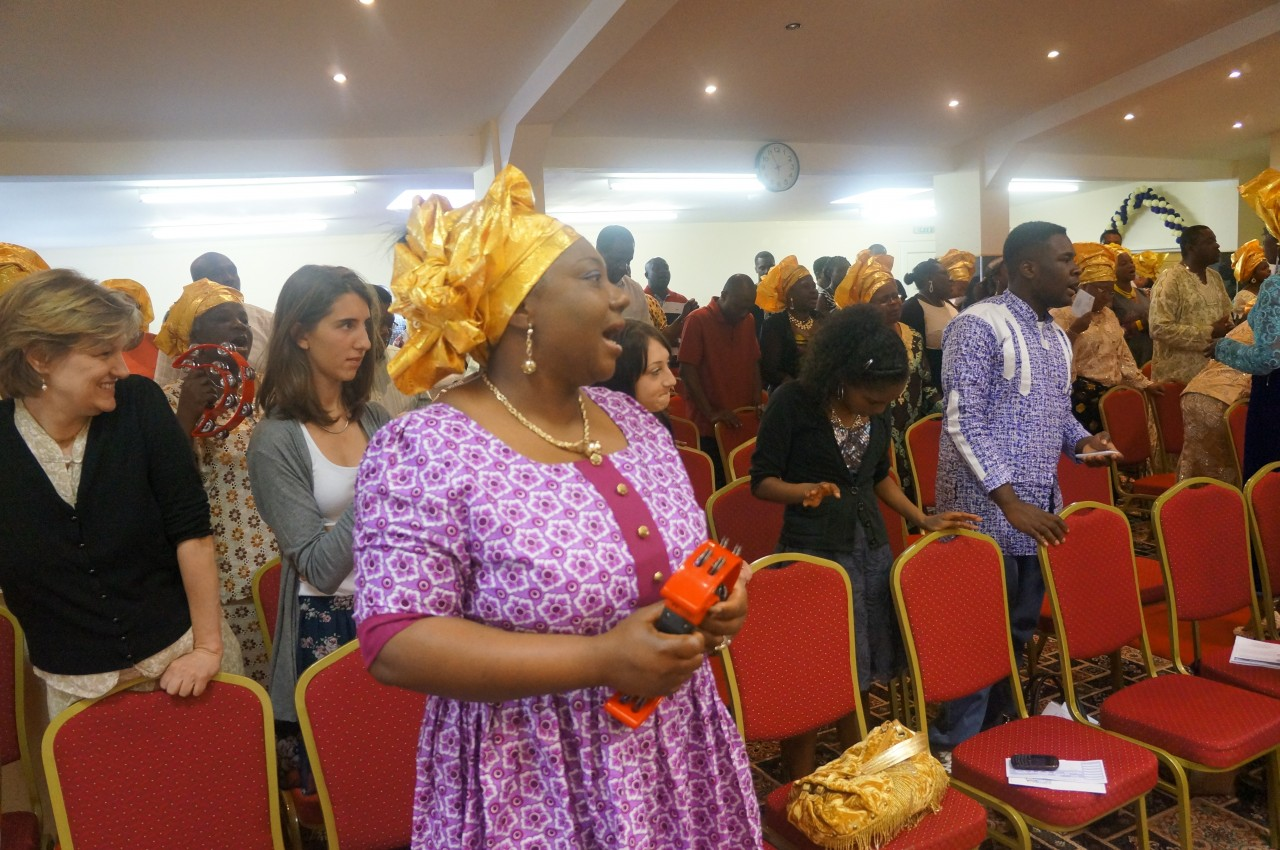 2014 Overcomers Women Annual Programme
