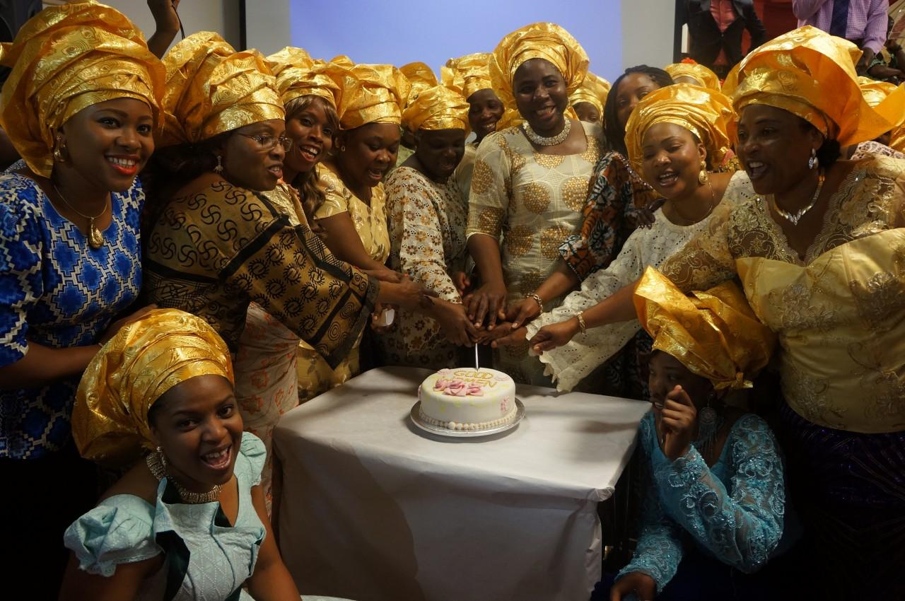 2014 Overcomers Women Annual Programme